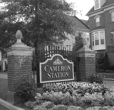Cameron Station Service Area - Professional Drivers Near Me